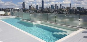 Linton Lvl 9 Swimming Pool with City View